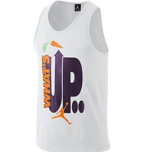 Nike Air Jordan 2xl Hare Jordan Tank Top What's Up